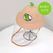 Baby Sun Hat With Detachable Anti-Fog Shield - Dino Hunter - SHIPS SAME DAY!