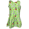 Green Baking Dress