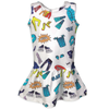 Dress - Gender-Neutral Superheroes Comic Book Dress