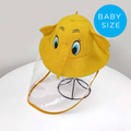 Baby Hat With Detachable Anti-Fog Shield - Elephant Adventure - SHIPS SAME DAY!