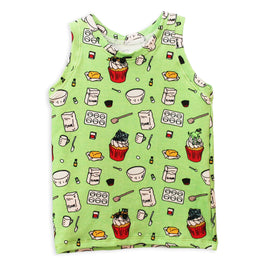 Everybody Bakes Kids Tank Top