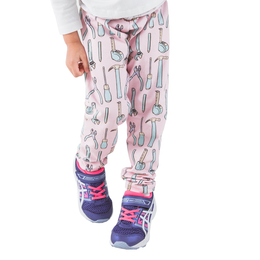 Pink Tool Set Leggings