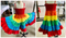 Rainbow Maxi Dress - SHIPS SAME DAY!