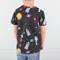 Space Explorer, Astronaut & Rocketship T-Shirt