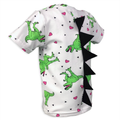 Must Love Dinosaur T-Shirt With Spikes