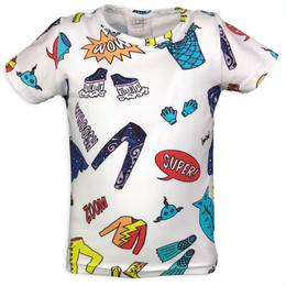 Gender-Neutral Superheroes T-shirt