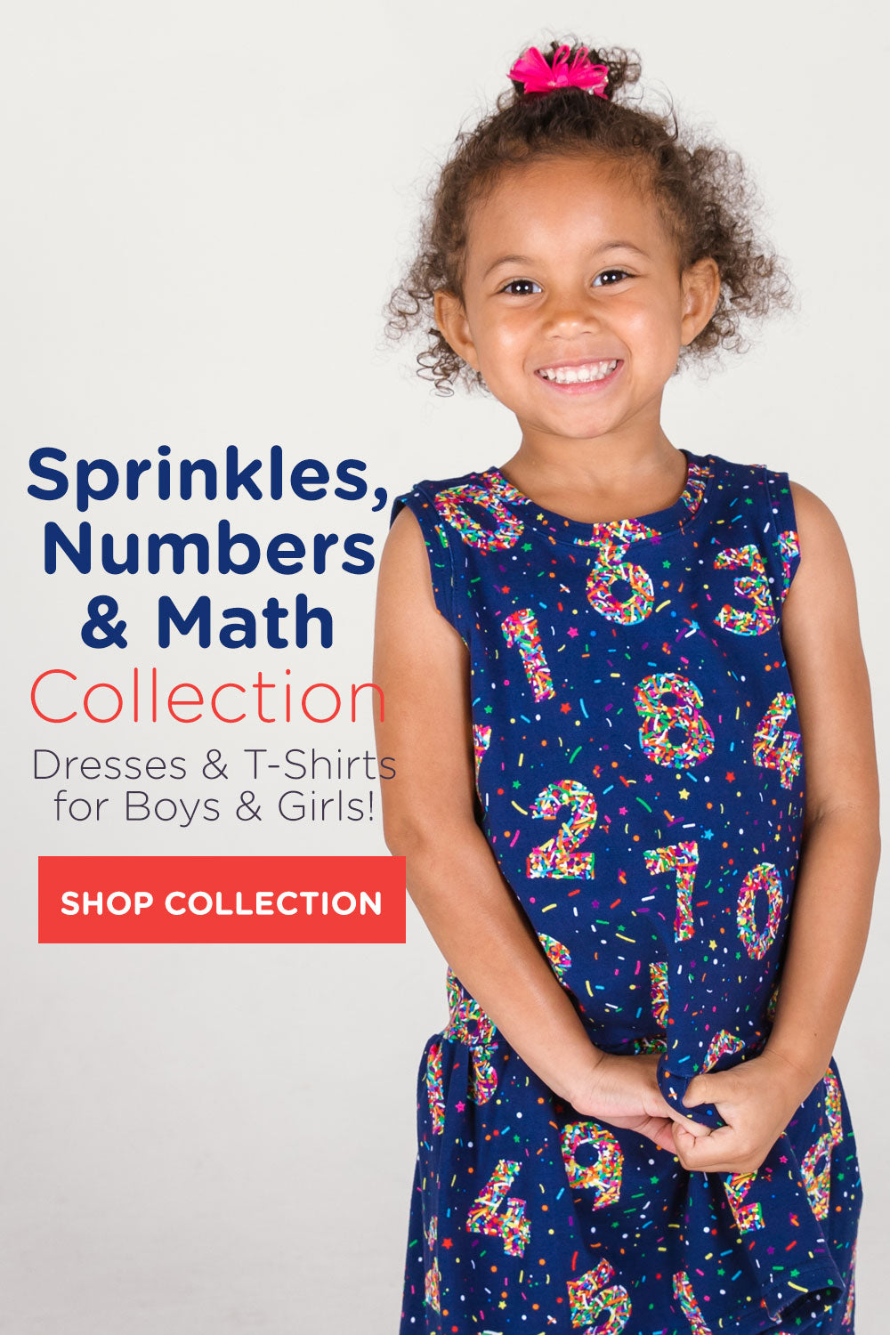 Shop the new Sprinkles, Numbers & Math collection