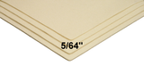 "F-50 Industrial SAE Wool Felt by the Yard - 60"" Wide"