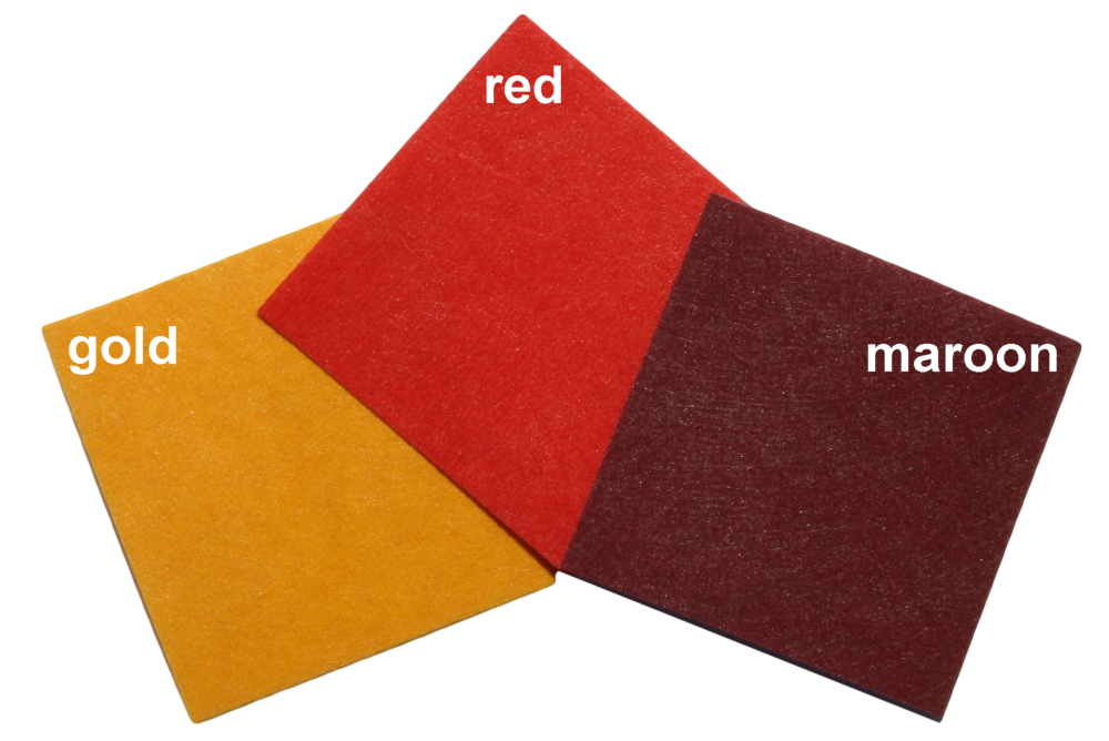 Clearance Pennant Felt by the Yard (minimum purchase 5 yards)