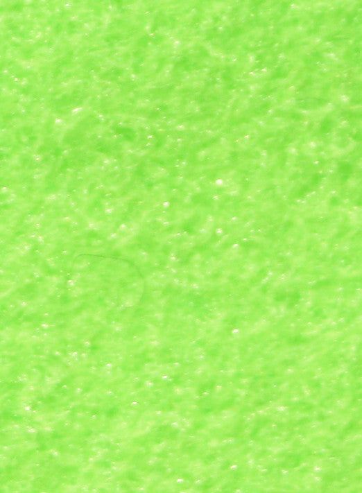 Eco-fi™ Rainbow Craft Felt by the Yard- Neon Green (13)