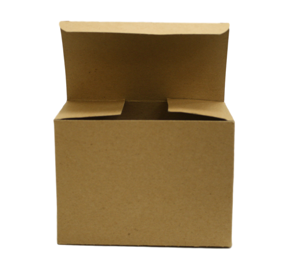 Clearance!  Chipboard Boxes (100 pieces)