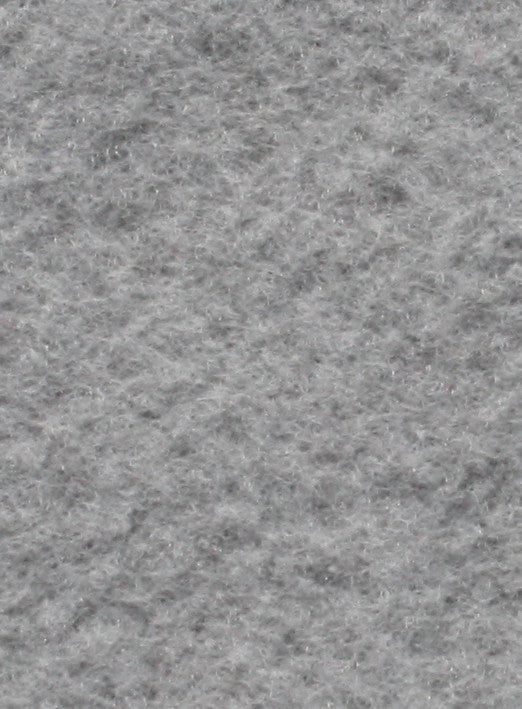 Eco-fi™ Rainbow Craft Felt by the Yard- Silver Grey (37)