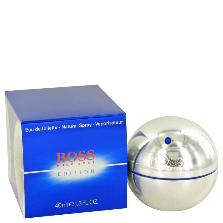 Boss In Motion Electric Eau De Toilette Spray By Hugo Boss