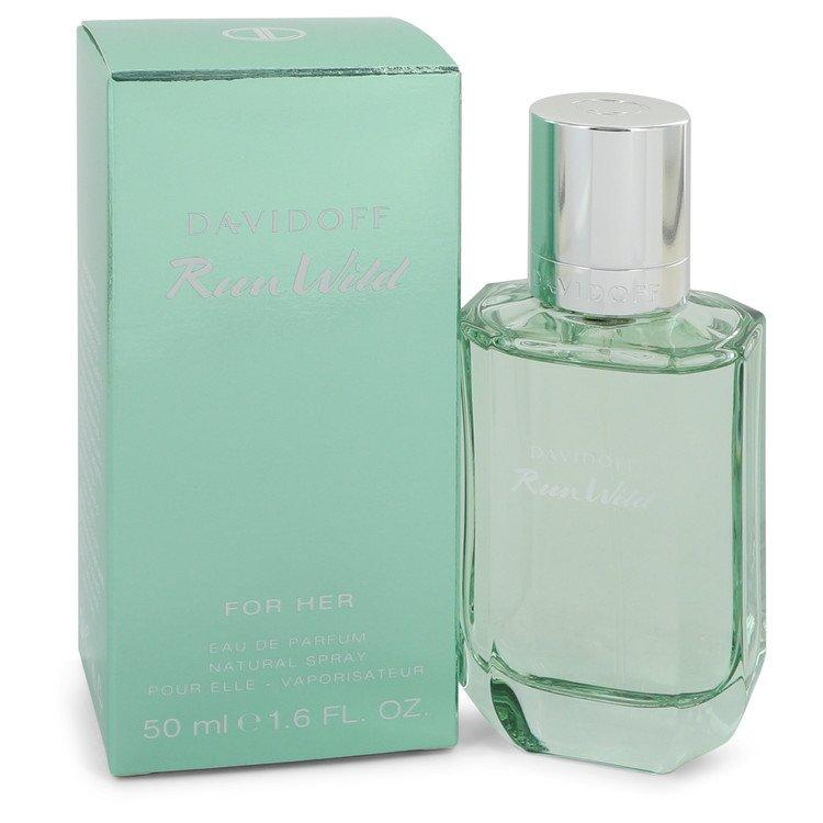 Cool Water Run Wild Eau De Parfum Spray By Davidoff