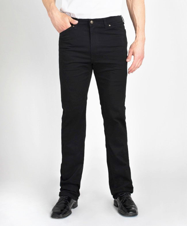 3052e1c4aad1 Grand River Lightweight Stretch Twill Pant - Black - Waist 36 - 56 ...