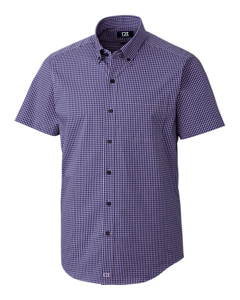 Cutter & Buck Anchor Gingham Shirt