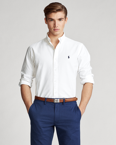Ralph Lauren Garment Dyed Oxford