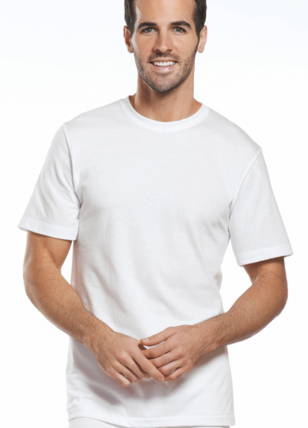 Jockey® Tall Man Tag-Free Crew Neck T-shirts (2-pack)