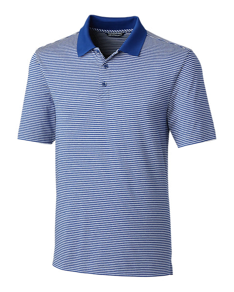 Cutter & Buck Forge Polo Tonal Stripe Shirt