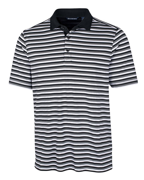 Cutter & Buck Forge Polo Multi Stripe