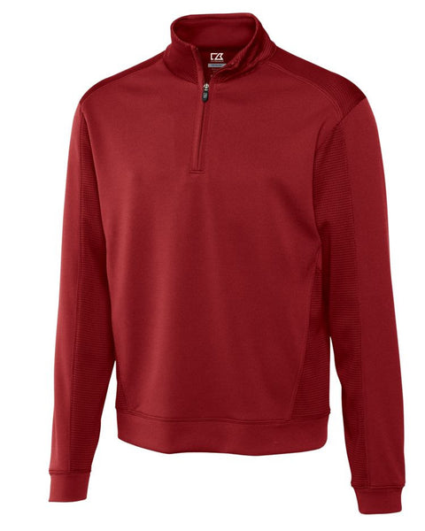 Cutter & Buck DryTec Edge Half Zip