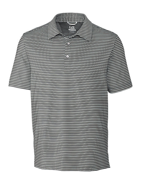 Cutter & Buck DryTec Division Stripe Polo