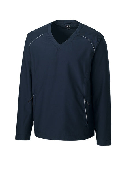 Cutter & Buck Weathertec Beacon V-Neck Jacket