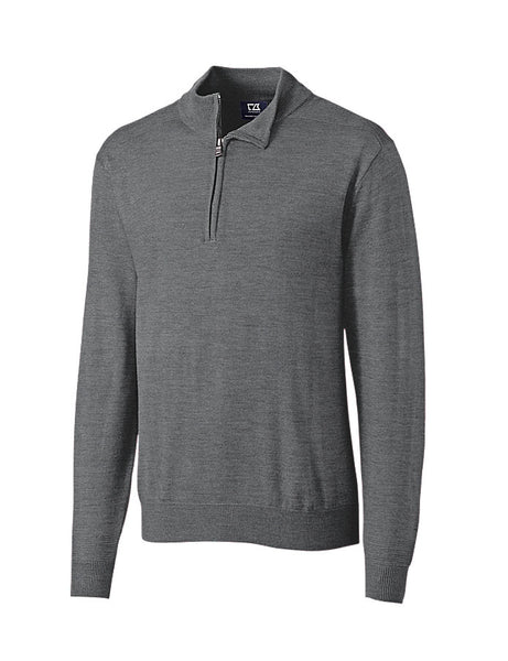 Cutter & Buck Douglas Half Zip Mock