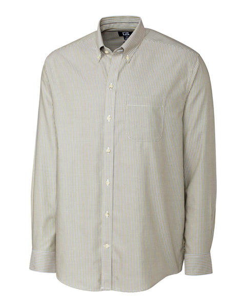 Cutter & Buck Camano Wrinkle Free Check (Long Sleeve)