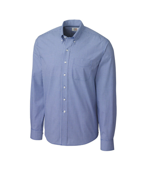 Cutter & Buck Epic Easy Care Gingham (Long Sleeve)
