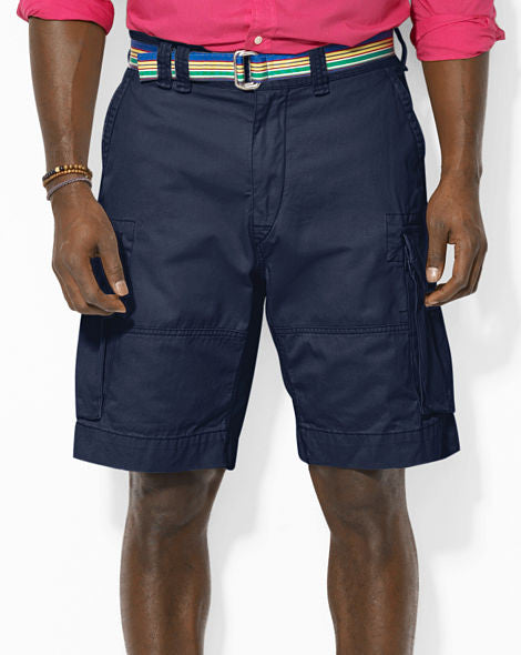 Ralph Lauren Vintage Chino Gellar Fatigue Short