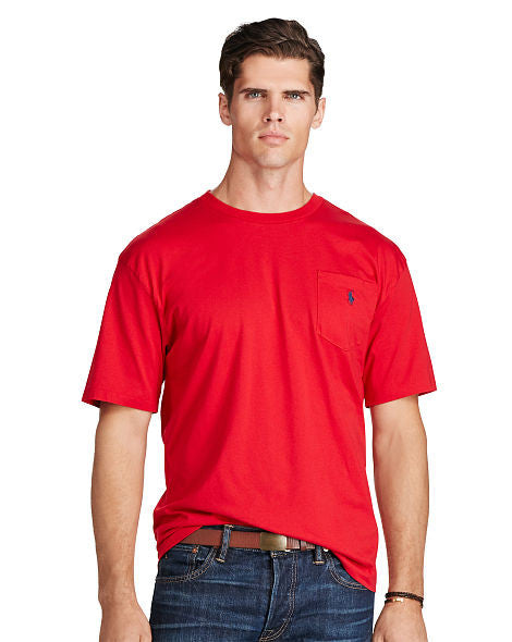 Ralph Lauren Crewneck Pocket T-Shirt