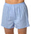 Majestic International Tall Size Woven Boxer Short