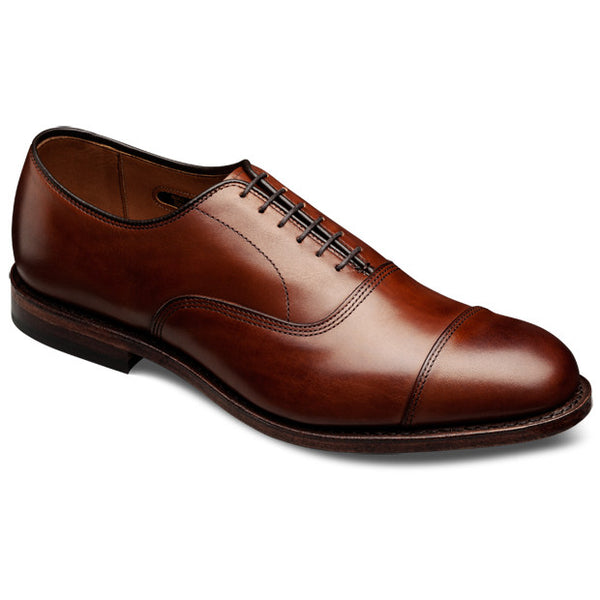 Allen Edmonds Park Avenue Cap-Toe Oxfords