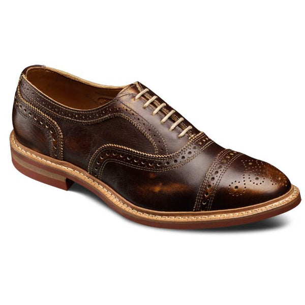 Allen Edmonds Strandmok Cap-Toe Oxfords On Sale