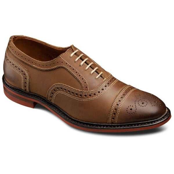 Allen Edmonds Strandmok Cap-Toe Oxfords