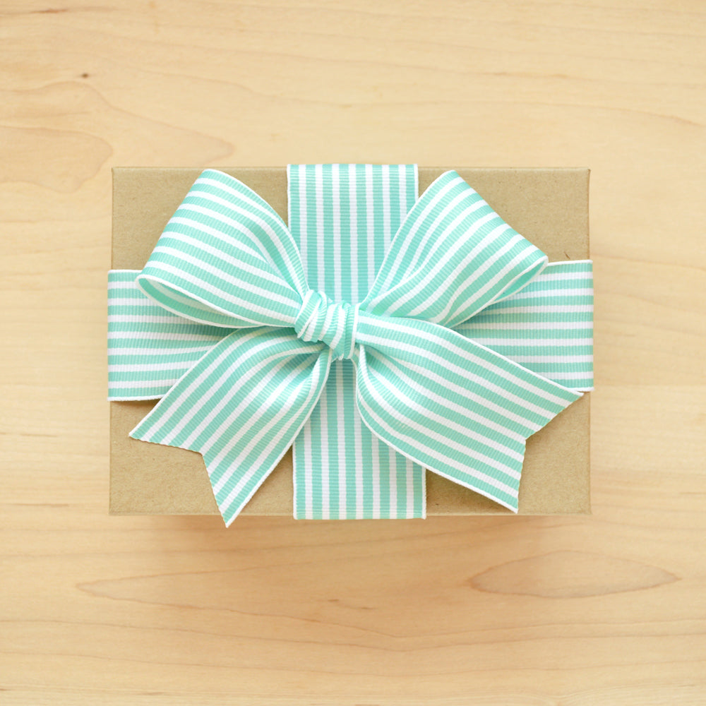 Silhouette Blue Signature Gift Wrap