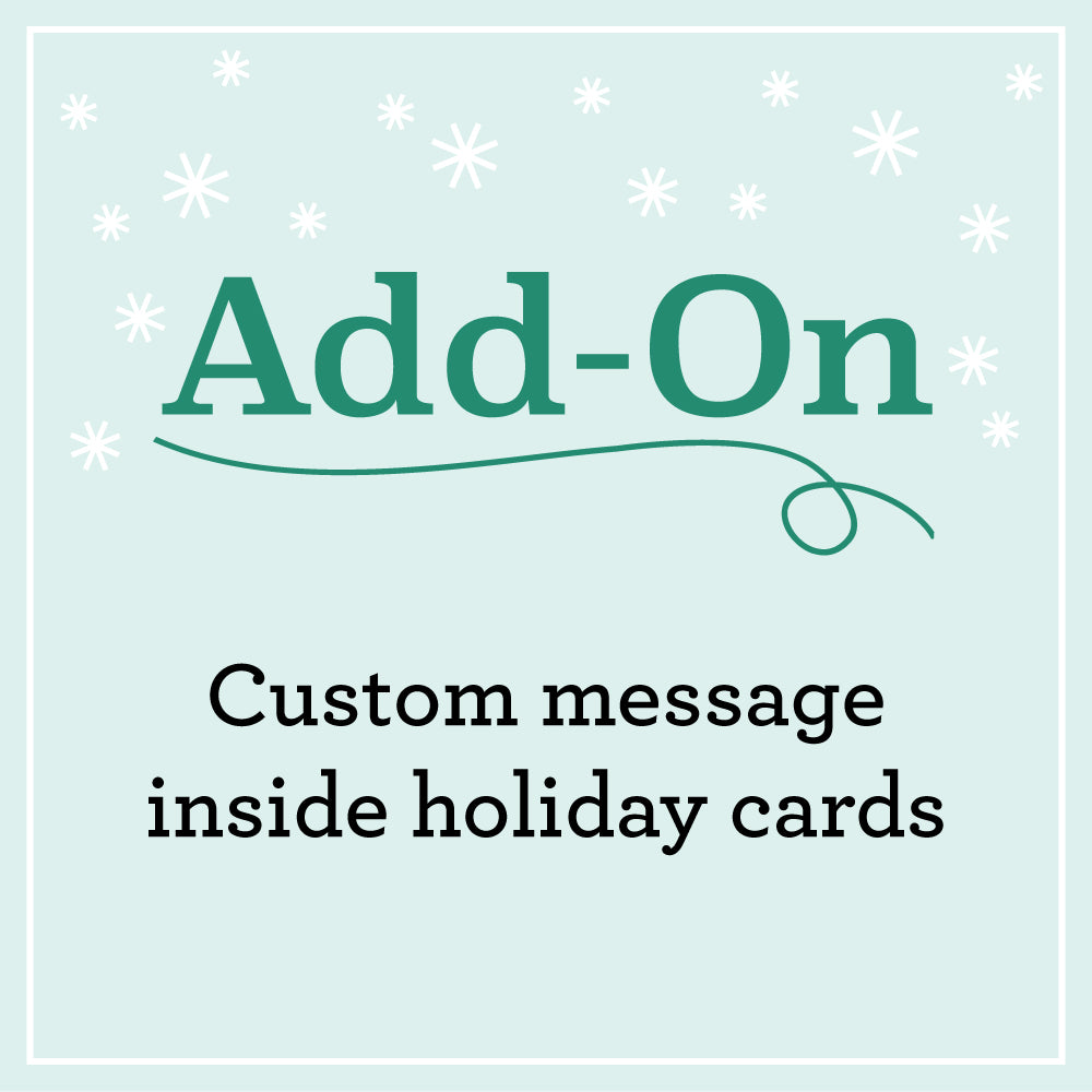 Add-On: Custom Message