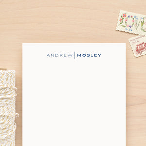 Ace Personalized Notepad