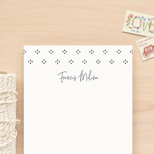 Blot Personalized Notepad