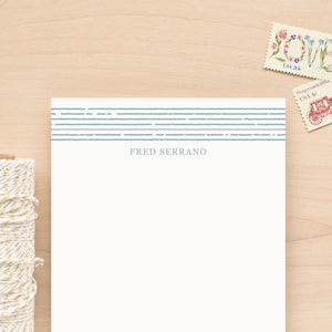 Fray Personalized Notepad