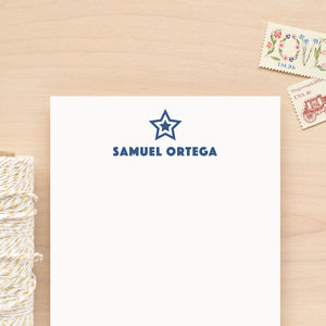 Superstar Personalized Notepad