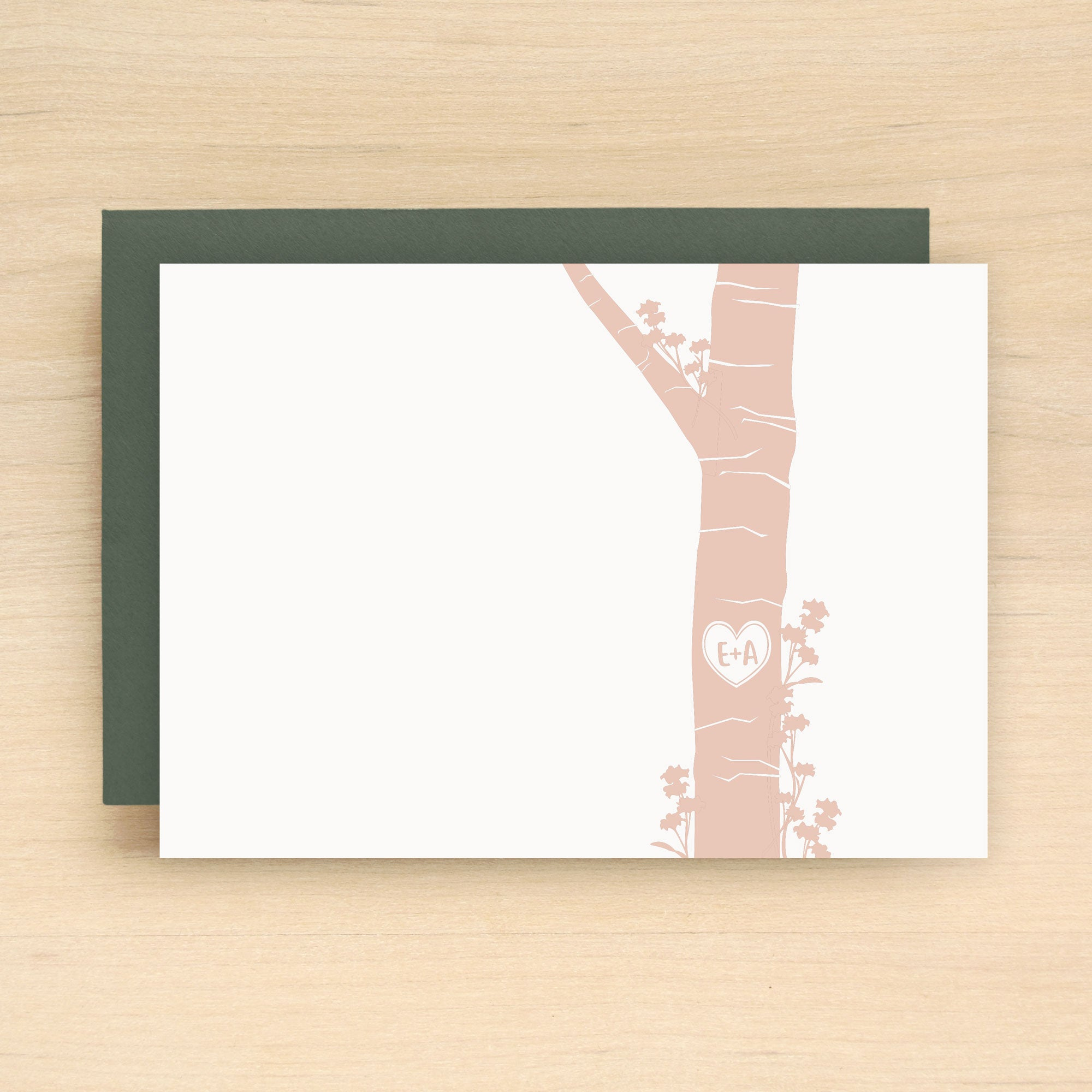 4-Ever Personalized Stationery Set