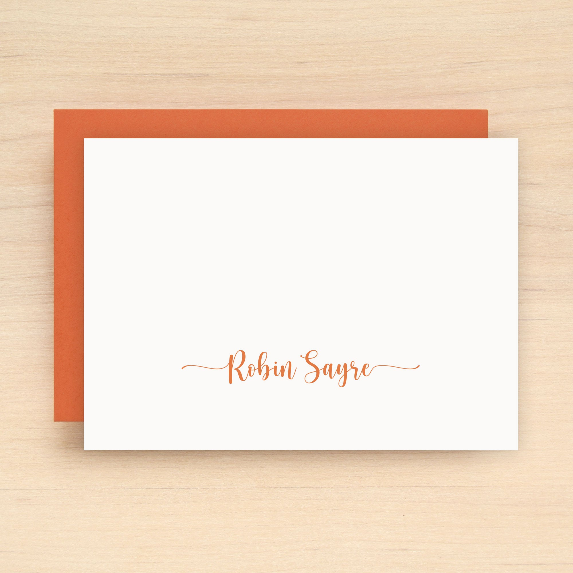 Brilliant Personalized Stationery