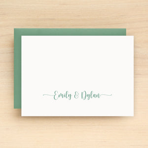 Cherish Personalized Stationery