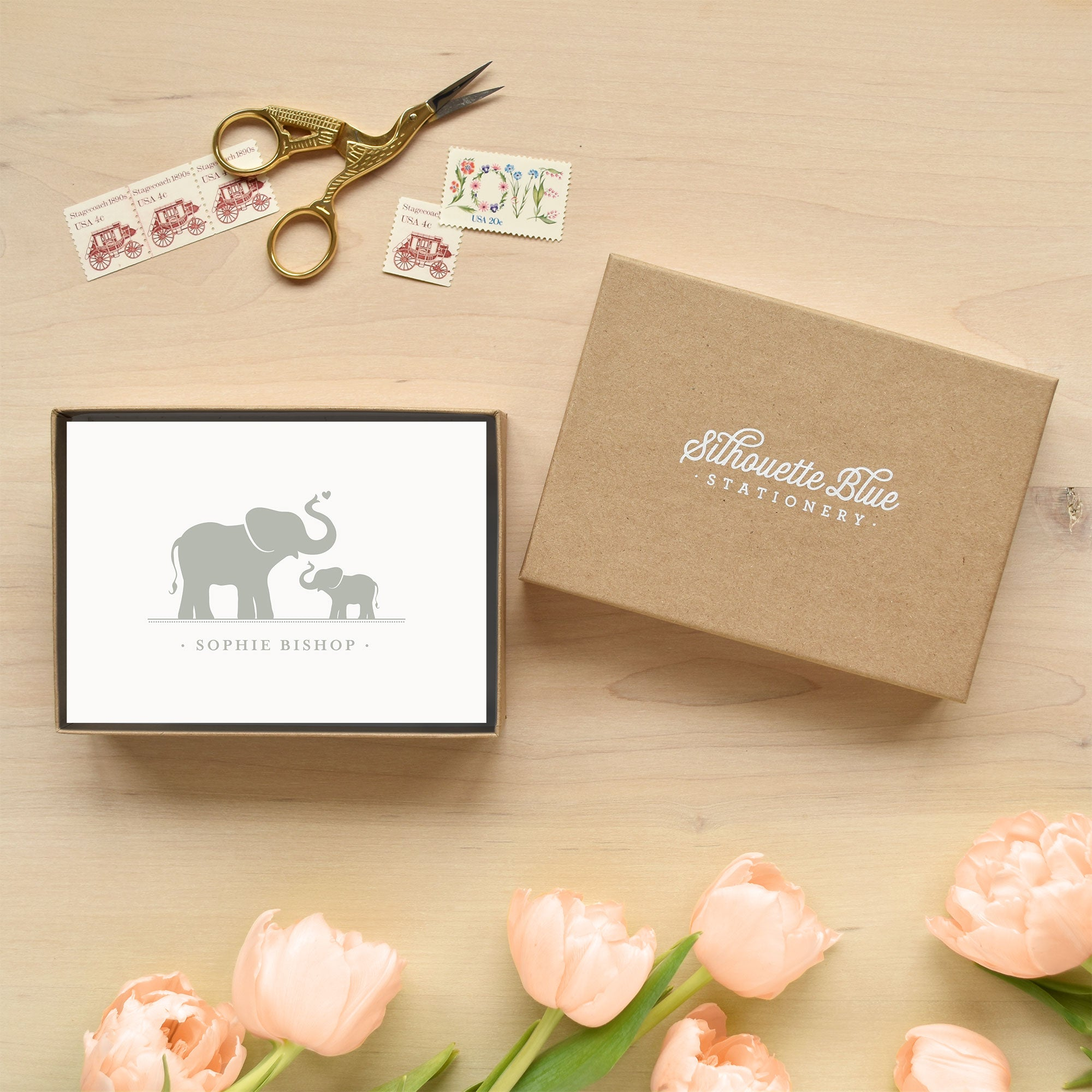 Dearest Personalized Stationery