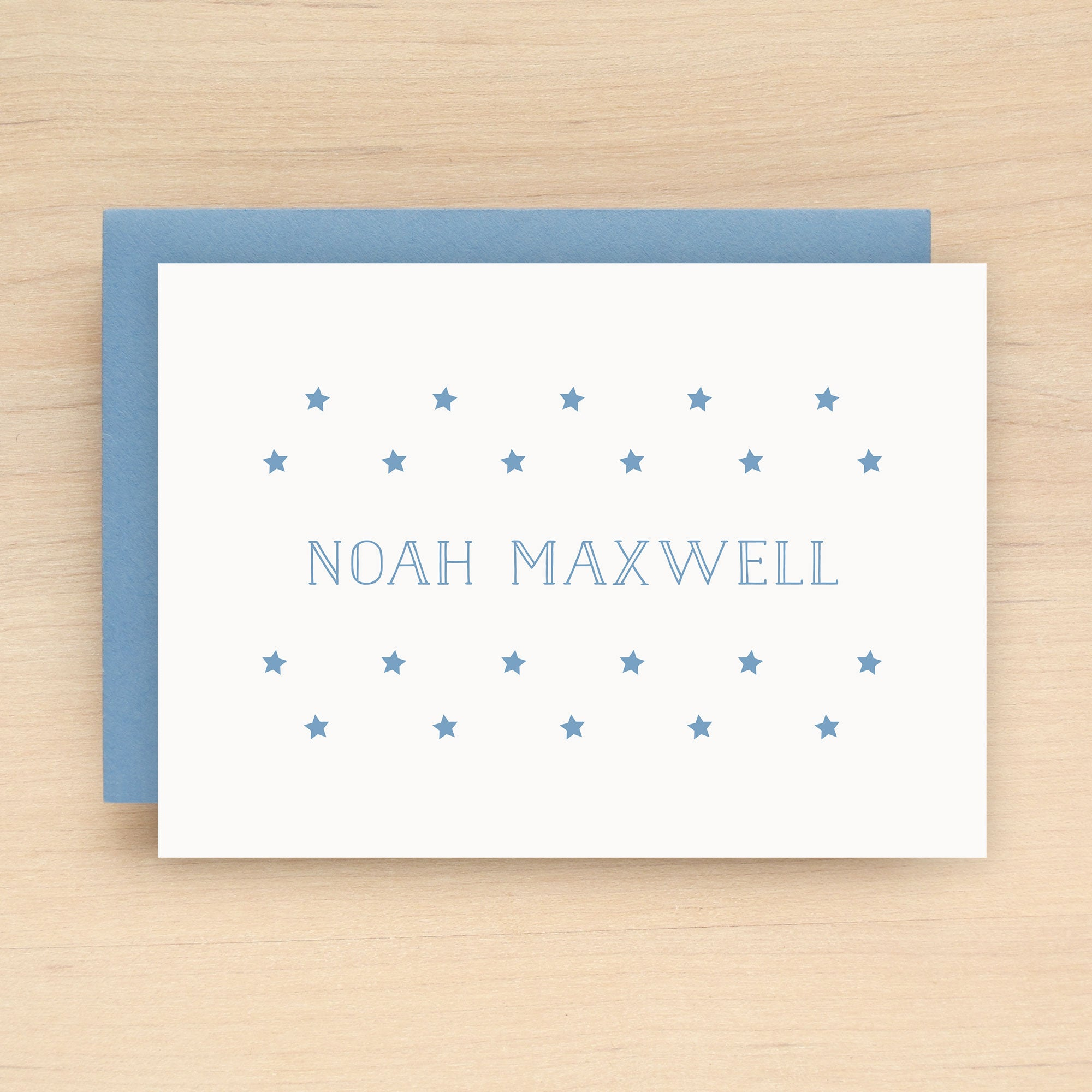 Galaxy Personalized Stationery