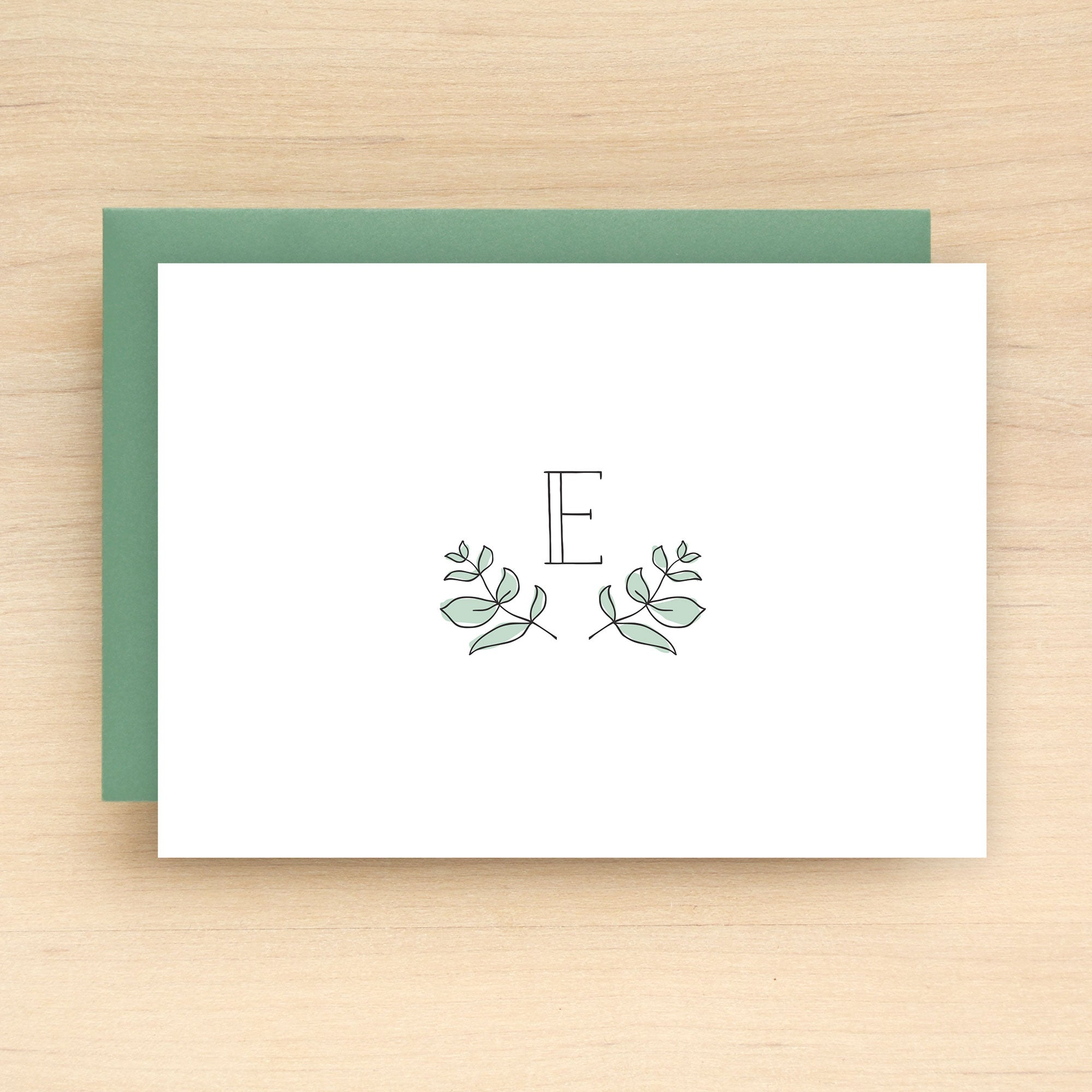 Garland Personalized Stationery Set