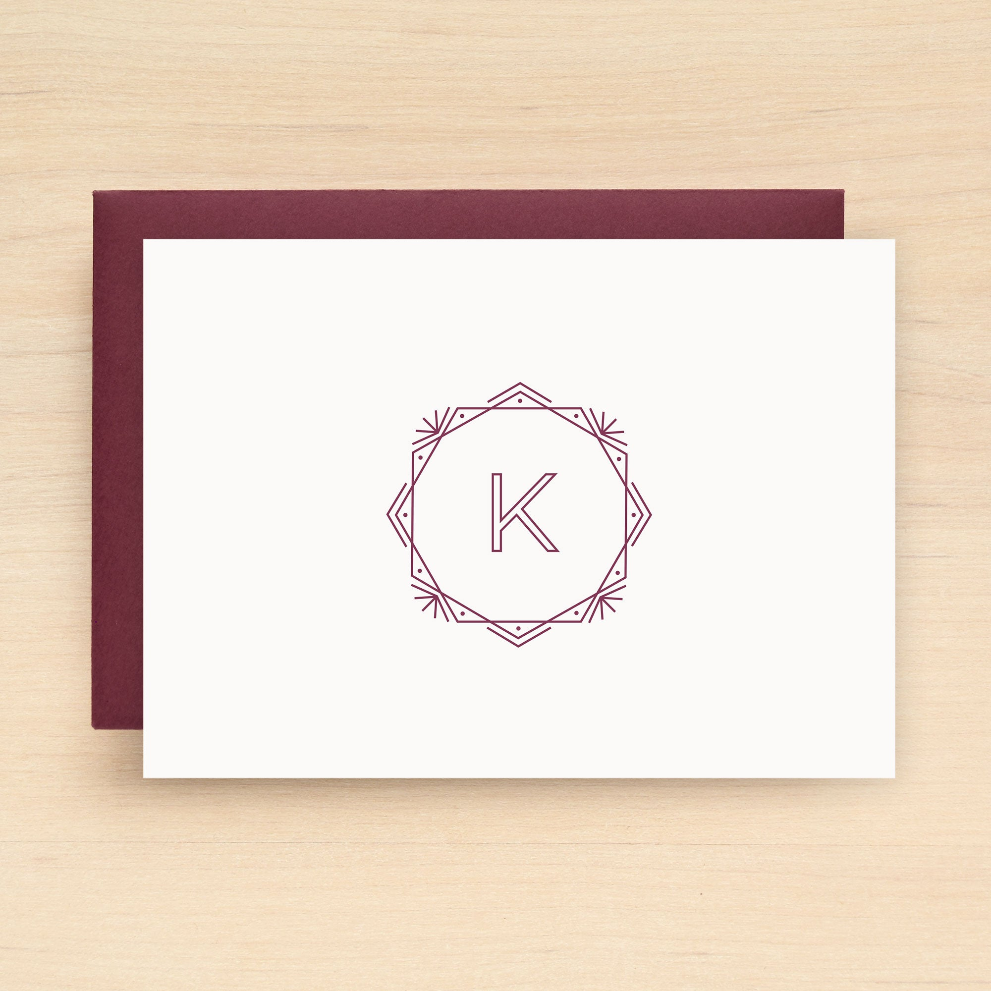 Glitz Personalized Stationery