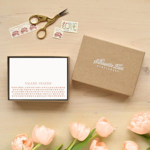 Ridge Personalized Stationery